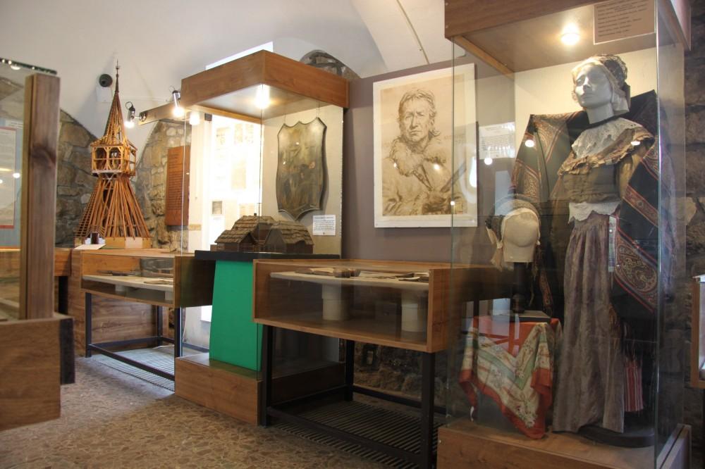 Muzeum Rtyně - Expozice selského povstání 1775